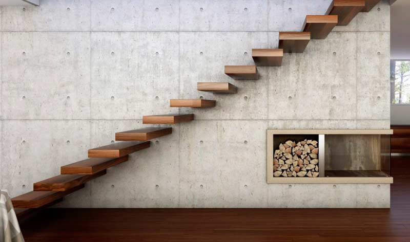 Как сделать лестницу в доме