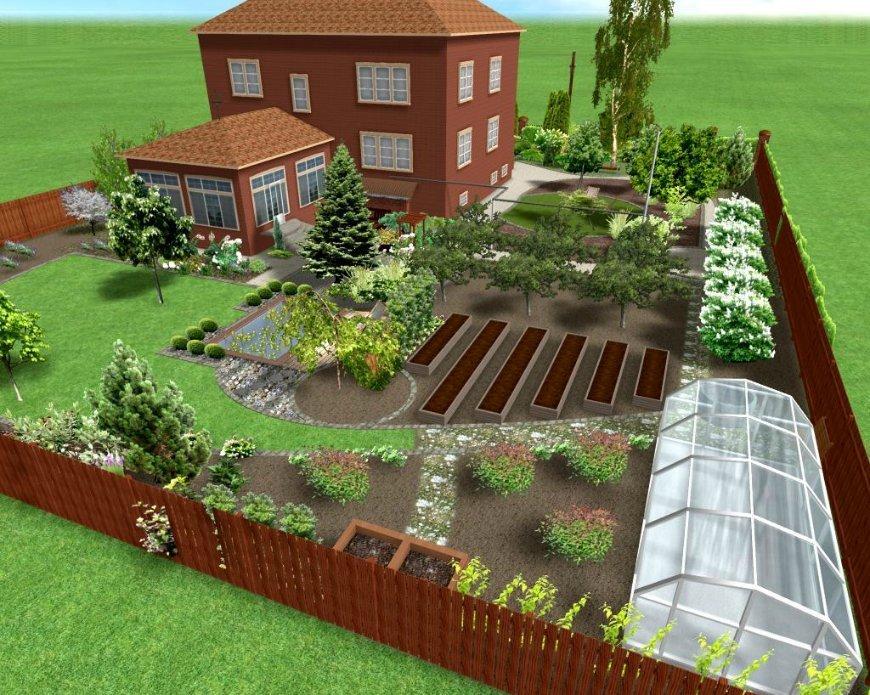 Готовые проекты домов. Чертежи, идеи