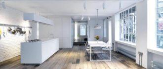 Дизайн дома и квартиры в стиле лофт Фото примеры