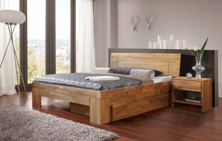 Делаем кровать из дерева самостоятельно