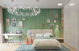 Декор комнаты самостоятельно